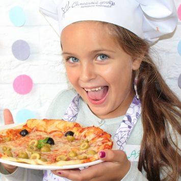 Кулинарный мастер-класс «Пицца по-итальянски»