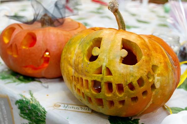 Как мы готовились к Хэллоуину