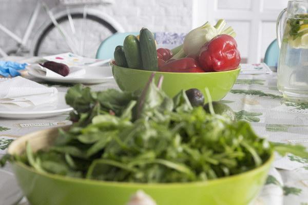 Мастер-класс по приготовлению салатов: полезно, вкусно, гармонично!
