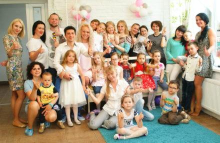 Творческий праздник в детском саду