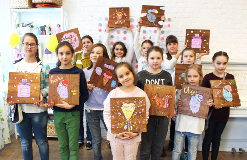 Творческий лагерь для школьников