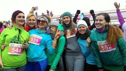 Наша команда приняла участие в забеге Beauty Run