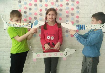 Увлекательная продленка: спортивный вторник, дымковская роспись, крестики-нолики и шоколадно-банановый коктейль