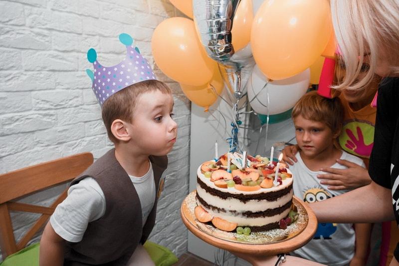 День рождения мальчика 6 лет где отметить