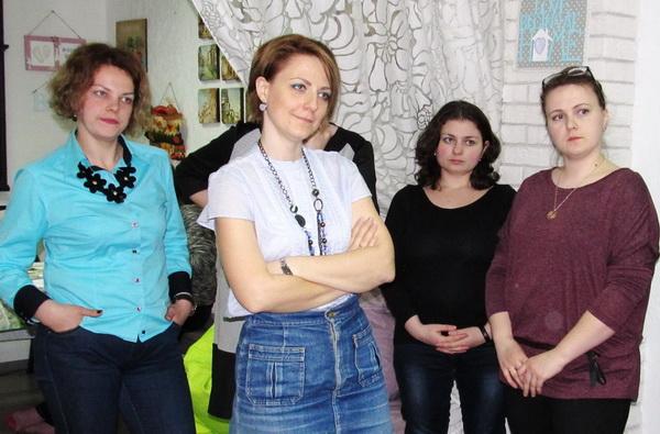 10 встреча участниц проекта «НеВЕСомость-4»