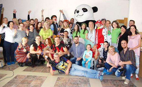 Праздник для маленьких пациентов Детского онкологического центра