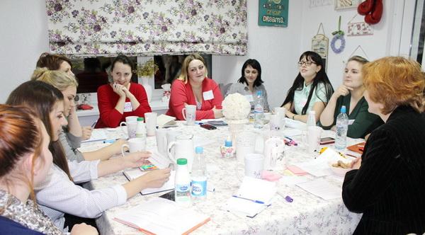 Первая встреча с психологом проекта «НеВЕСомость-5»