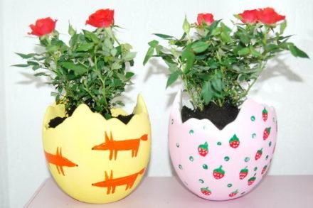 Эко мастер-класс «Декор кашпо и посадка растений»