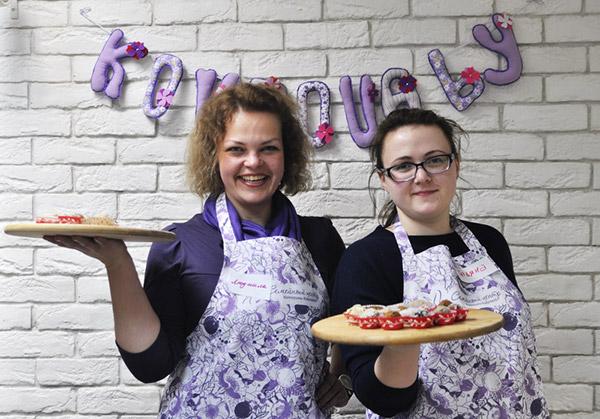 Мастер-класс «Аюрвидические сладости» для участниц проекта «НеВЕСомость-4»