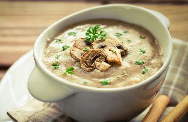 Кулинарный мастер-класс «Вкусные и полезные супы-пюре»