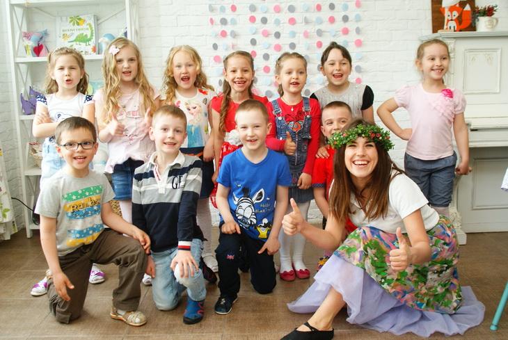 Творческий праздник в детском саду и школе