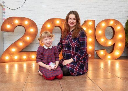 Новый год 2019 в Семейном центре: как это было