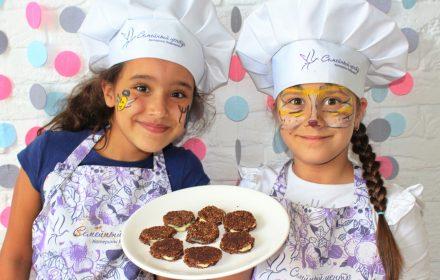 Кулинарный курс для подростков. Стартуем 3 июня!