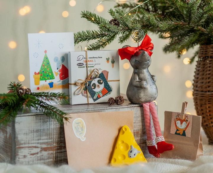 Подарочные наборы на Новый год и Рождество
