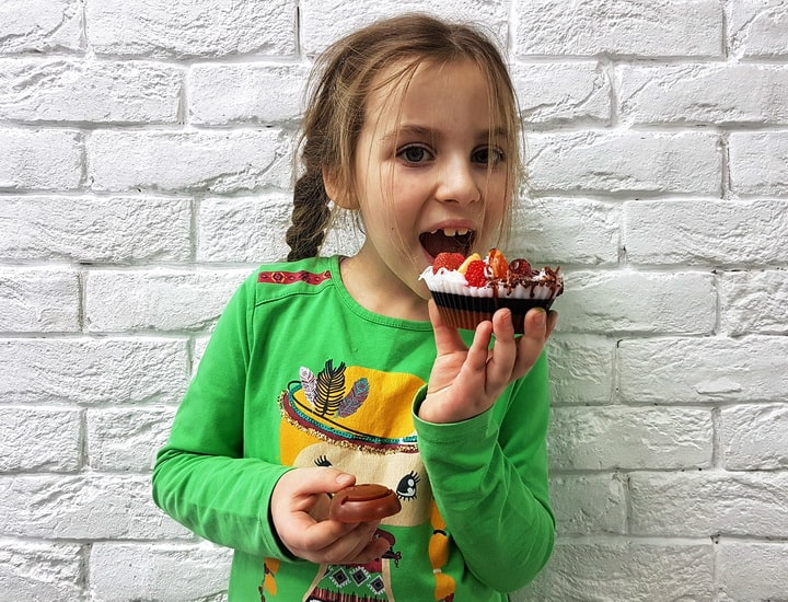 Игрушка на елку, имбирные пряники и мыльные кексы в Увлекательной Продленке