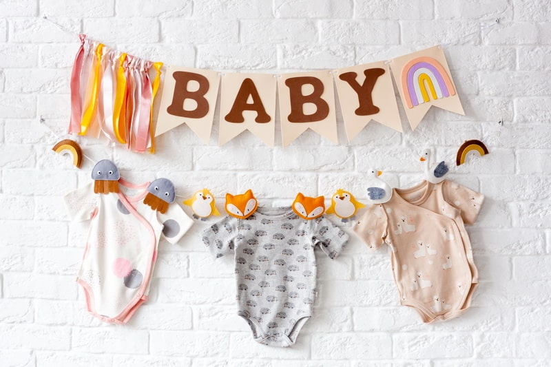 Праздник для будущей мамы «Baby Shower»